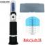 Brix 0-32% Handheld Refractometer Sugar Brix Auto Refractometer with ATC For Juice Fruit Sweetness