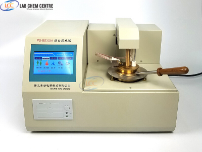 digital auto astm d'93 paraffin oil closecup flash point tester
