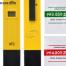 ph meter yellow pocket size
