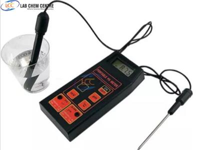High accuracy portable & digital pH Meter PH-8414