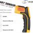 Digital Infrared Thermometer -50-380/550 IR Laser Temp Tester