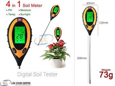 Soil 4 in 1